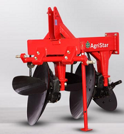 Agristar  Disc Plough 2 FURROW