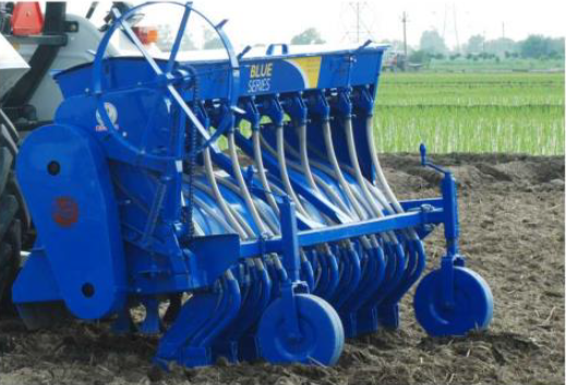 New Holland Happy Seeder
