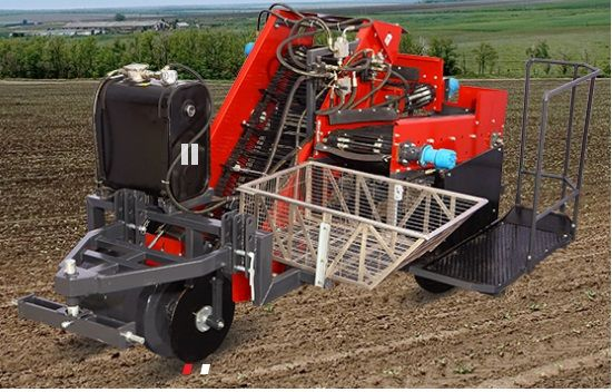 Agristar Potato Harvestor