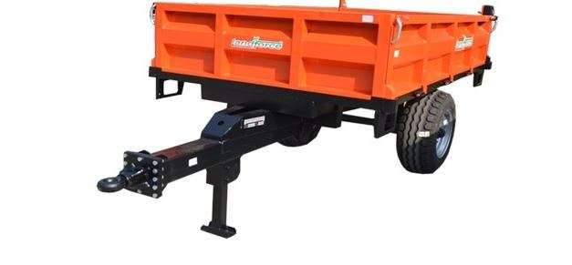 Landforce Tipping Trailer (Medium Duty)