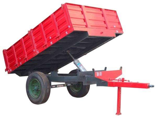 खेदूत Tractor Tipping Trailer