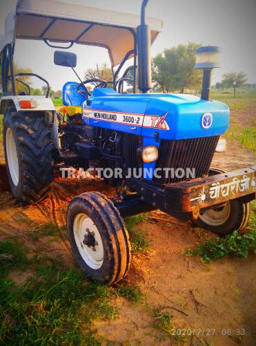 New Holland 3600-2 TX All Rounder Plus+