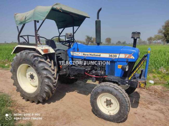 New Holland 3630 TX Plus