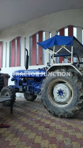 Farmtrac 6055 PowerMaxx