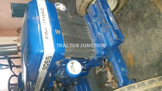 Farmtrac 6065 Supermaxx