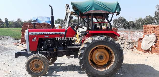 Massey Ferguson 7250 Power Up