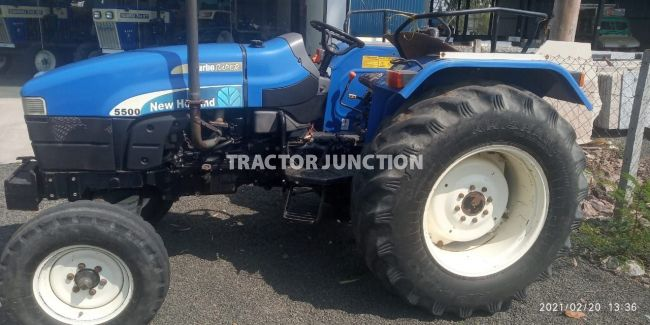 New Holland 5500 Turbo Super