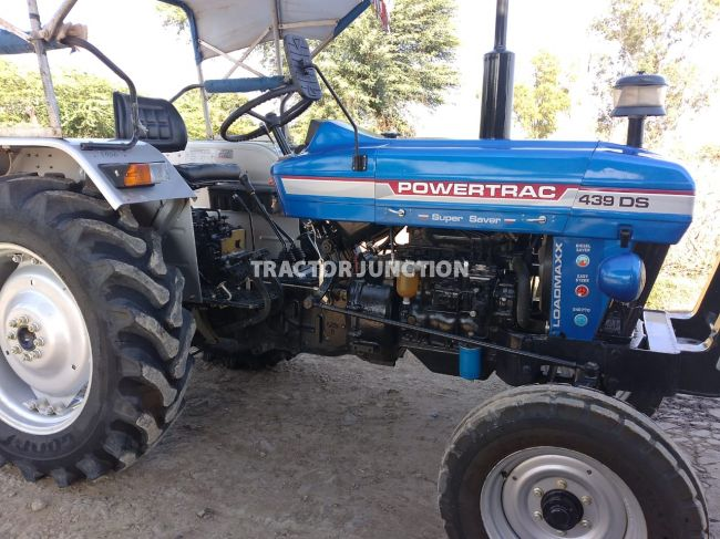 Powertrac 439 DS Super Saver