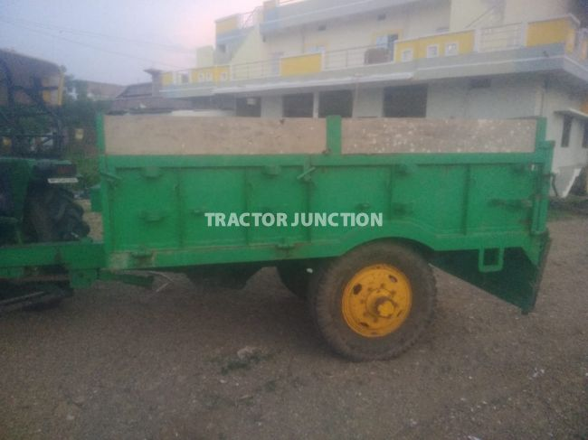Local Manufacture Trolley