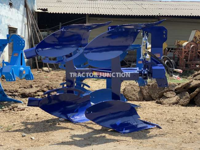 Hydraulic Palti Ploug 2 Bottom MB PLOUGH