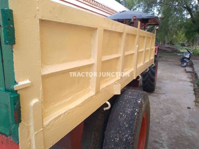 Tractor Tipper 2015