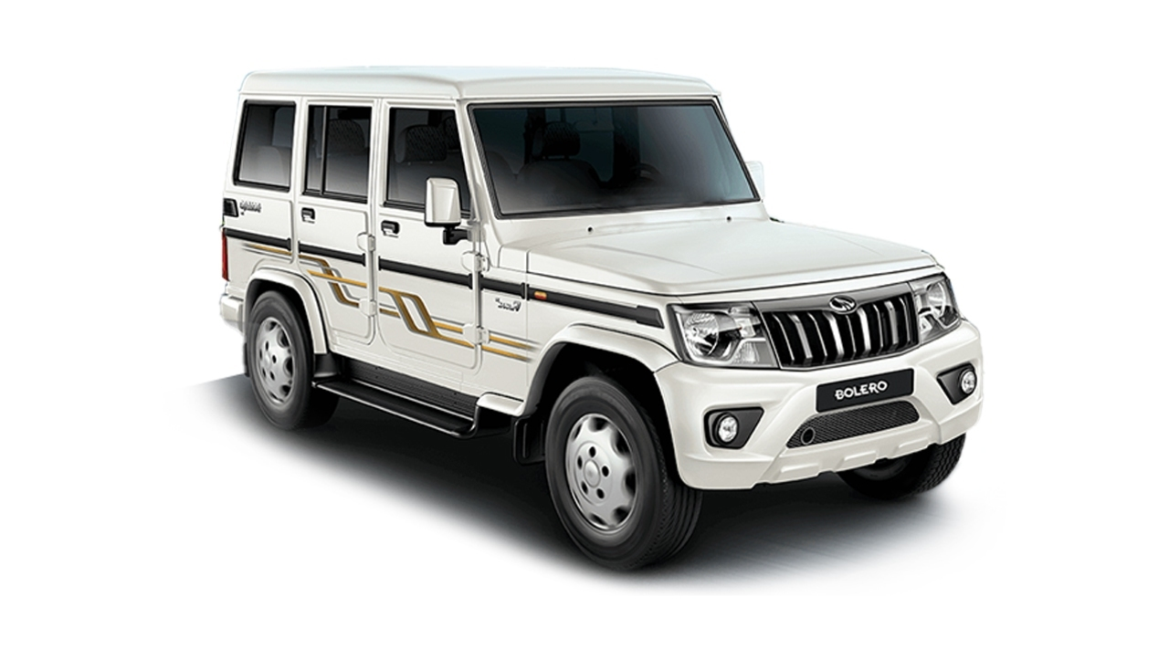 Mahindra Bolero - Top 10 Cars for Rural India - Rural Cars List 2020